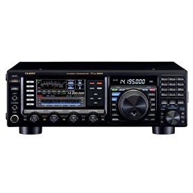 FT DX3000 YAESU HF 50MHZ