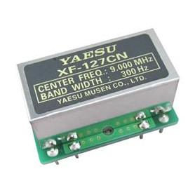 XF-127CN Filtro Roofing de cristal estrecho para CW (300 Hz)