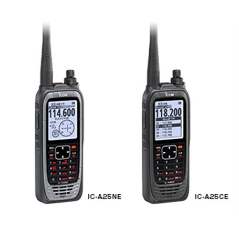 IC-A25CE ICOM RADIO AERONAUTICA