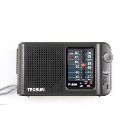 R209 TECSUN RADIO DE BOLSILLO