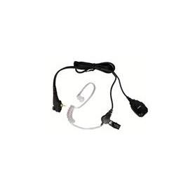 JD-MATMTH800 Micro-auricular acústico tipo tubular para MOTOROLA.