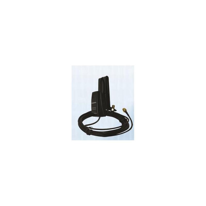 RB-CLIP-SMA - Soporte tipo Pinza para ventana, con cable y conector SMA hembra.
