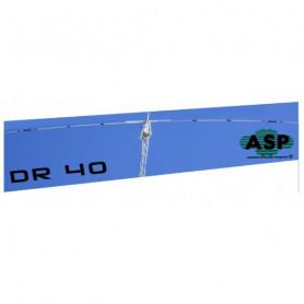 Dipolo rígido 40m ASP DR-40