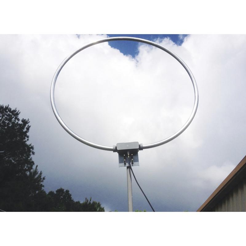 MFJ-1886x Antena tipo Aro de RX HF