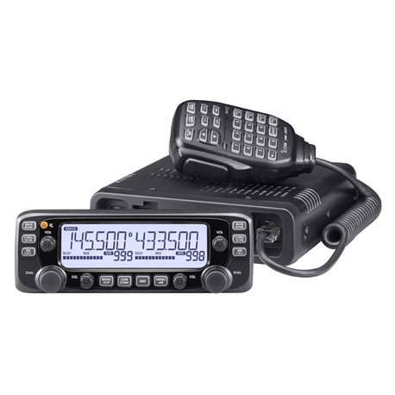 IC-2730E ICOM EMISORA VHF / UHF
