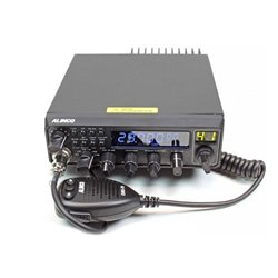 ALINCO DX10 EMISORA 10 METROS AM/FM/USB/LSB/CW