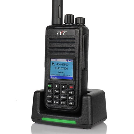 TYT MD-UV380-GPS DMR, DOBLE BANDA 144-430 MHZ