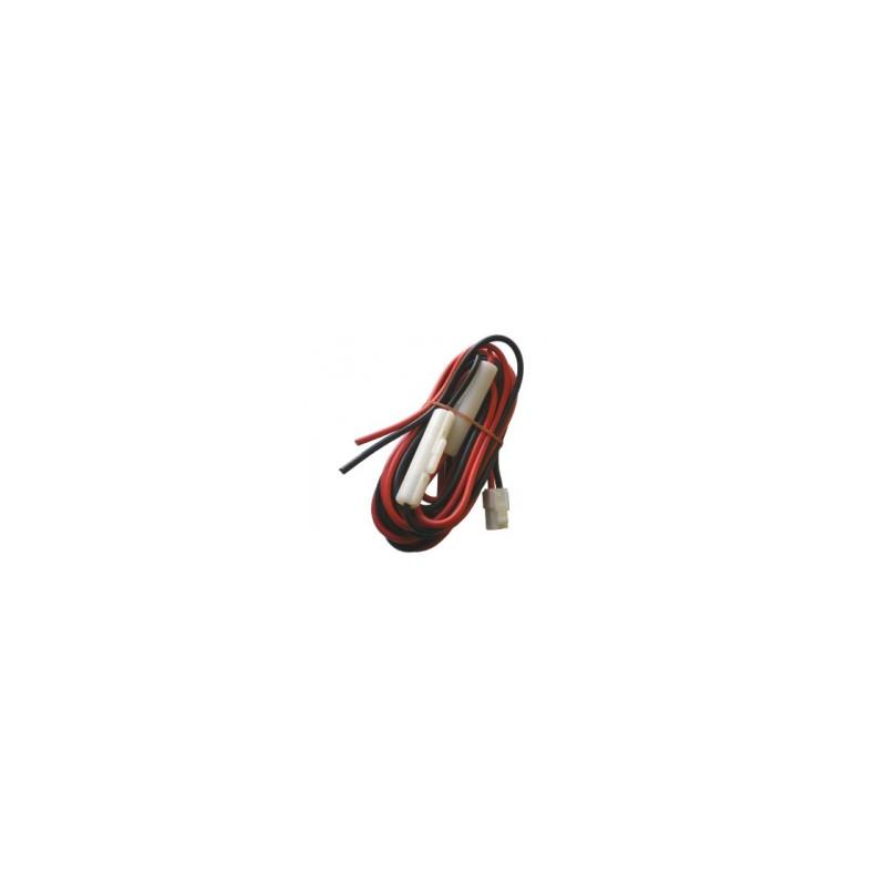 RK-06 Cable de Alimentación cc Emisoras Yaesu