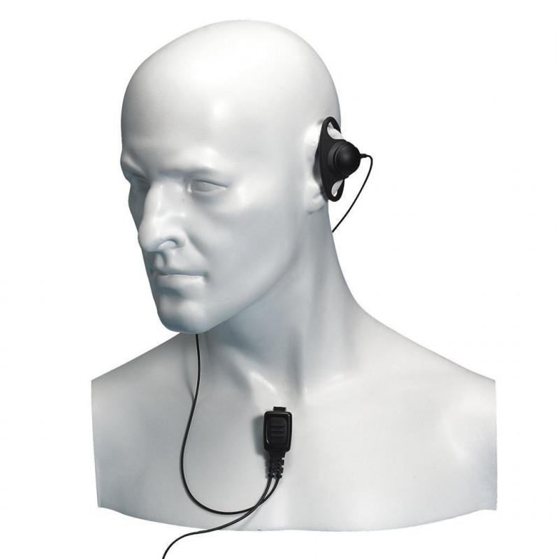 EA12/950 - Micro-auricular para equipos ENTEL Serie HT ATEX