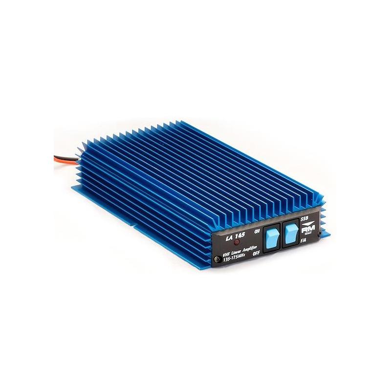 LA-145 - Amplificador lineal RM LA-145 para VHF. 85 W.