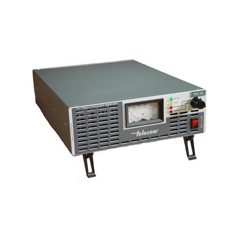 70CMHK - Amplificador Estado Sólido 500 W para 432 MHz.