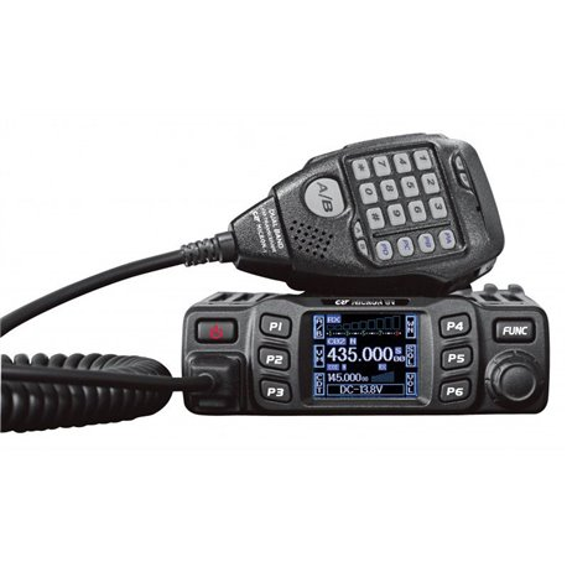 CRT MICRON VHF / UHF EMISORA COMPACTA