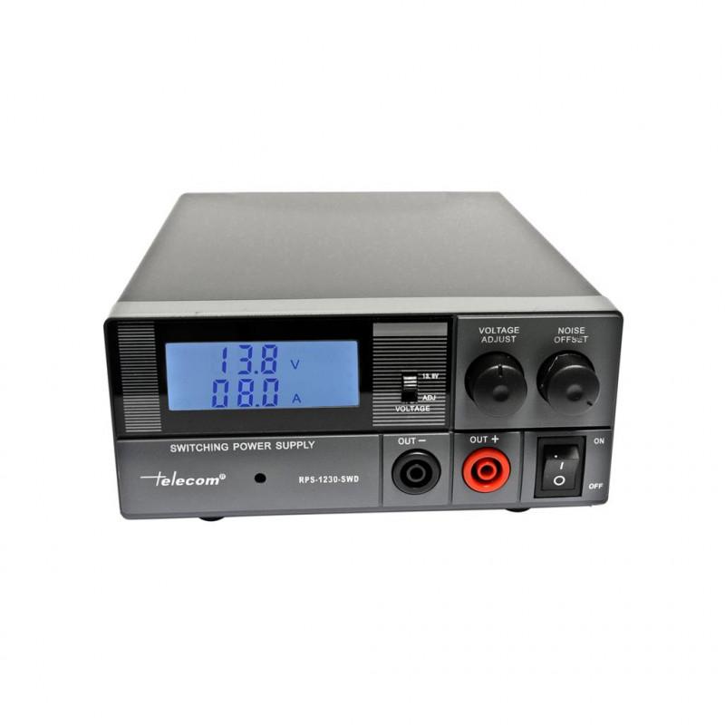 RPS-1230-SWD 30 AMPERIOS DIGITAL