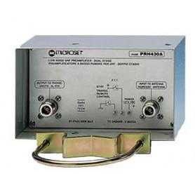 PRH-430 - Preamplificador de antena. Potencia: 500 W., para 430-440 MHz.