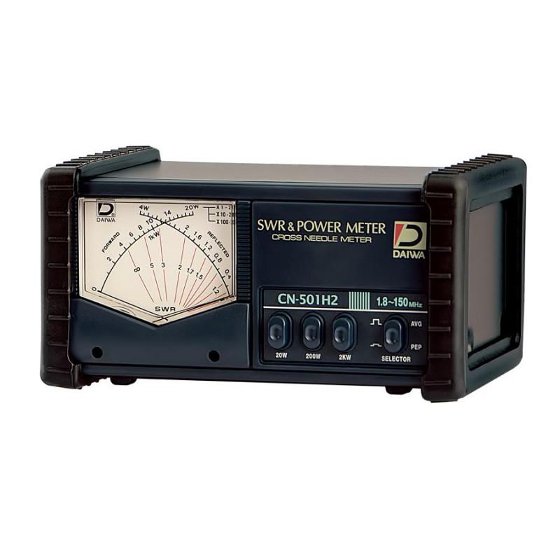 CN-501H2 - Watímetro / medidor ROE 1.8 ~ 150 MHz. 2000 W