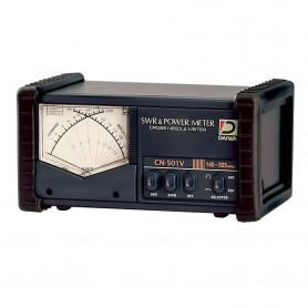 CN-501VN - Watímetro / medidor ROE 140 ~ 525 MHz. 200 W