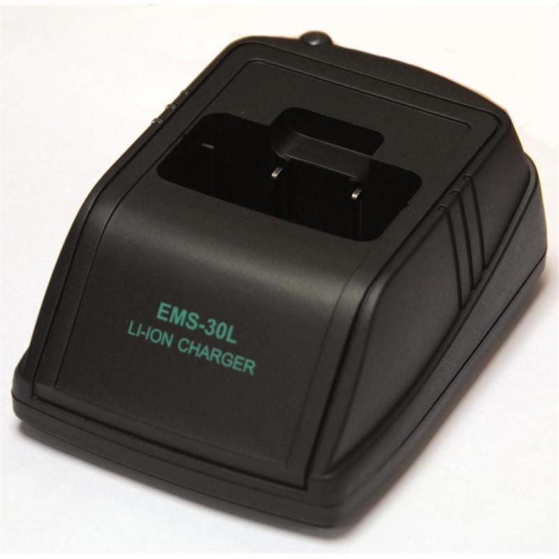 EMS-30-L-17 - Cargador rápido para KENWOOD KNB-17-Li (Li-Ion).