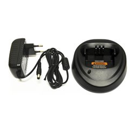 BC-4970 - Cargador rápido para MOTOROLA CP-040.