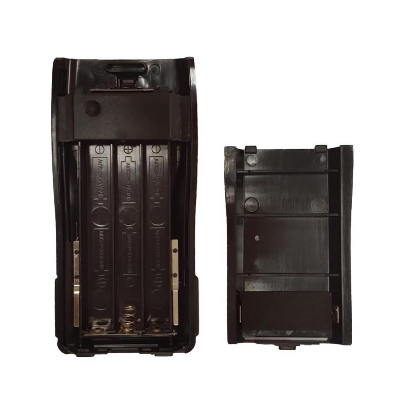 DJ-315 - Portapilas compatible con ALAN HP-446/405/105