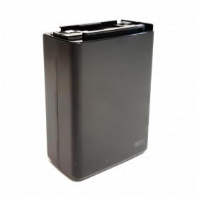 EDH-11-L - Portapilas compatible con ALINCO DJ180/280/480/580, TJ-582.