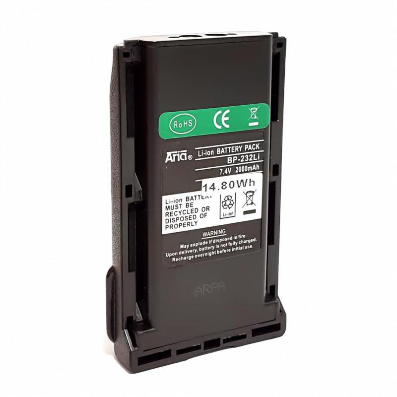 BP-232-LI - Batería para ICOM