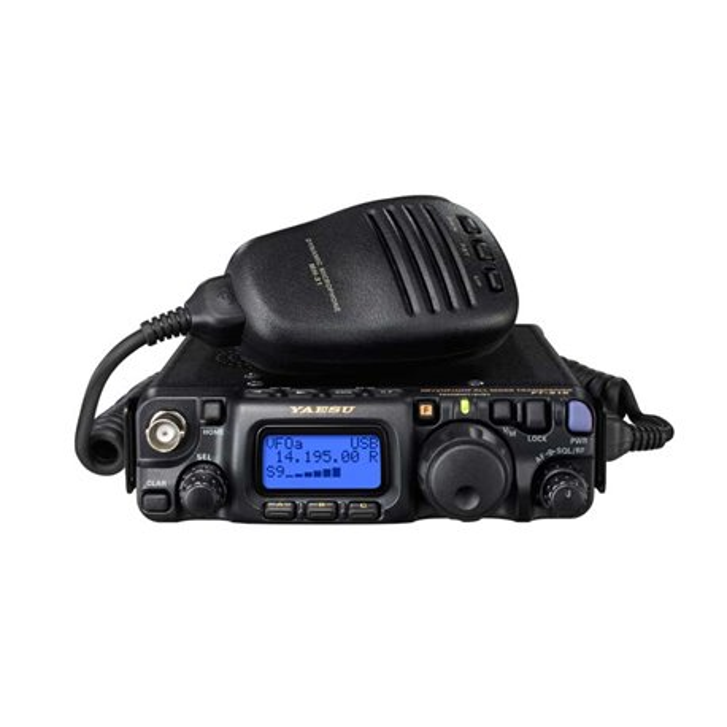 FT-818 B2 YAESU EMISORA TODO MODO HF-VHF-UHF