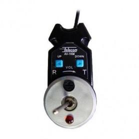 AV-CB-4 - Kit manos libres para emisora CB con conector 4 Pin