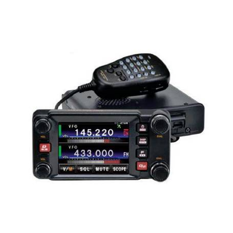 YAESU FTM-400XDE MOVIL DUAL BAND ANALOGICO-DIGITAL FM-C4FM