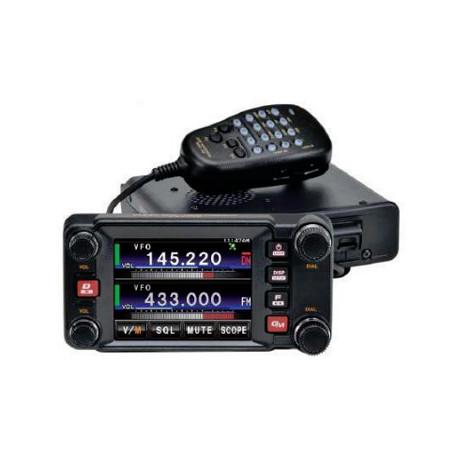YAESU FTM-400XDE MOVIL DUAL BAND ANALOGICO-DIGITAL FM-C4FM