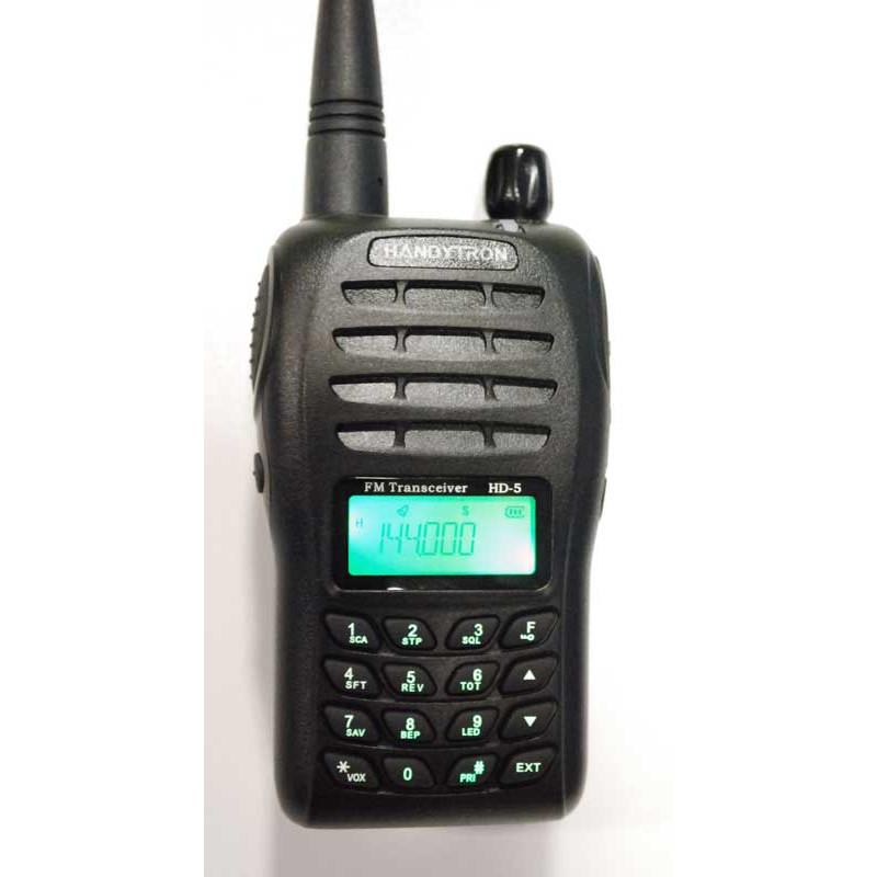HANDYTRON HD-5V VHF 144 MHZ