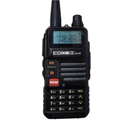 KOMBIX UV-5R WALKIE DOBLE BANDA UHF/VHF