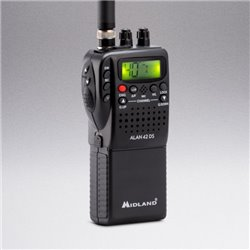 ALAN 42 DS MIDLAND WALKIE CB