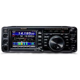 FT-991A YAESU TODO MODO HF-VHF-UHF