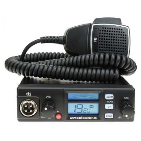 TCB-565 TTI RADIO CB-27