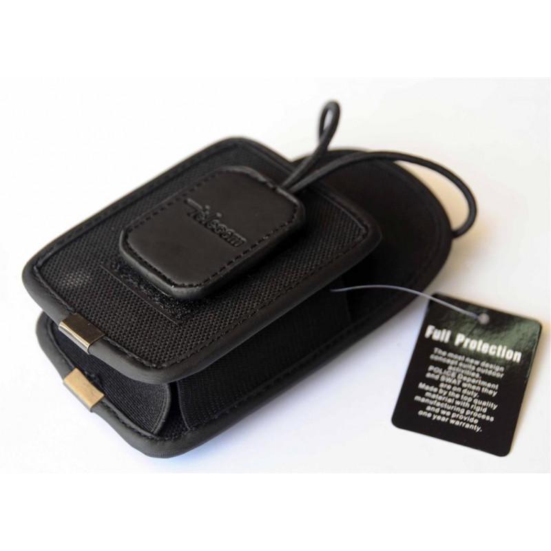 FA-213-S - Funda universal con clip en tejido cordura y color negro