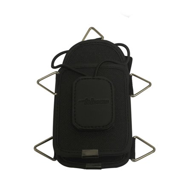 FA-214-S - Funda universal tipo arnés en tejido cordura y color negro. Pequeña