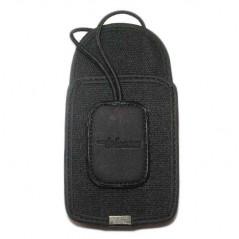 FA-213-MINI - Funda universal con clip en tejido cordura y color negro. Tamaño compacto