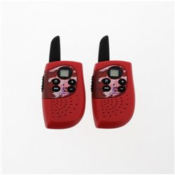 Cobra HM-230 RED WALKIE PMR446