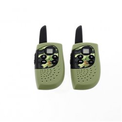 Cobra HM-230 GREEN WALKIE PMR446