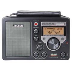 S-8800 TECSUN AM-SW-FM/SSB RECEPTOR DE ALTA CALIDAD