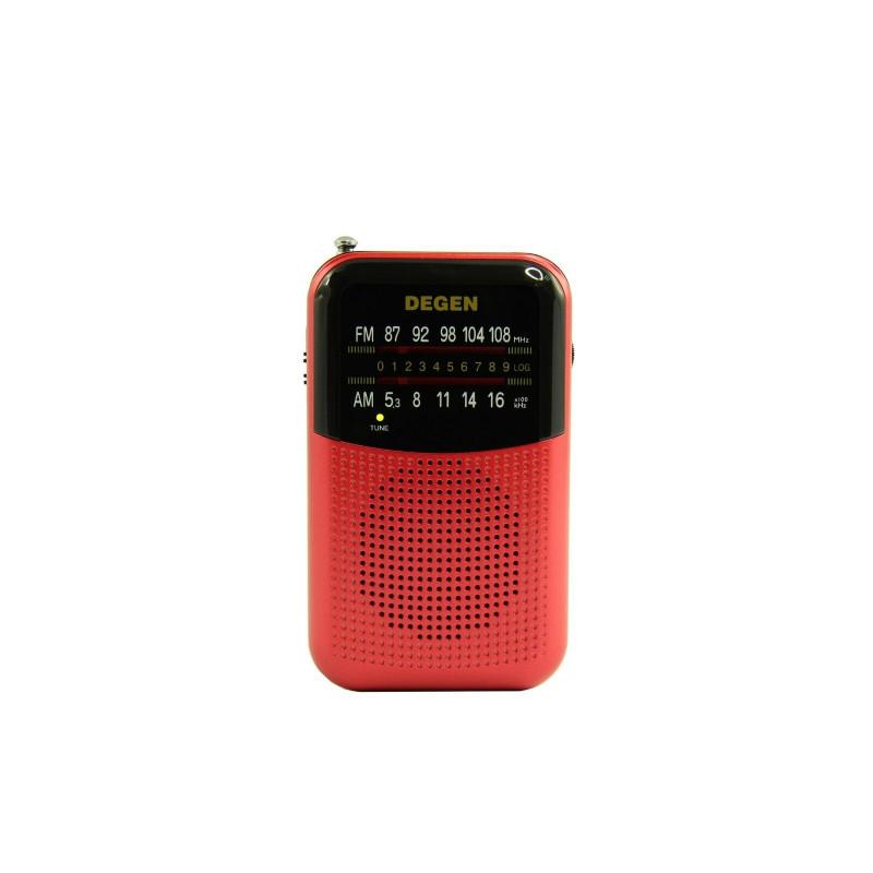 DE797 DEGEN MINI RADIO