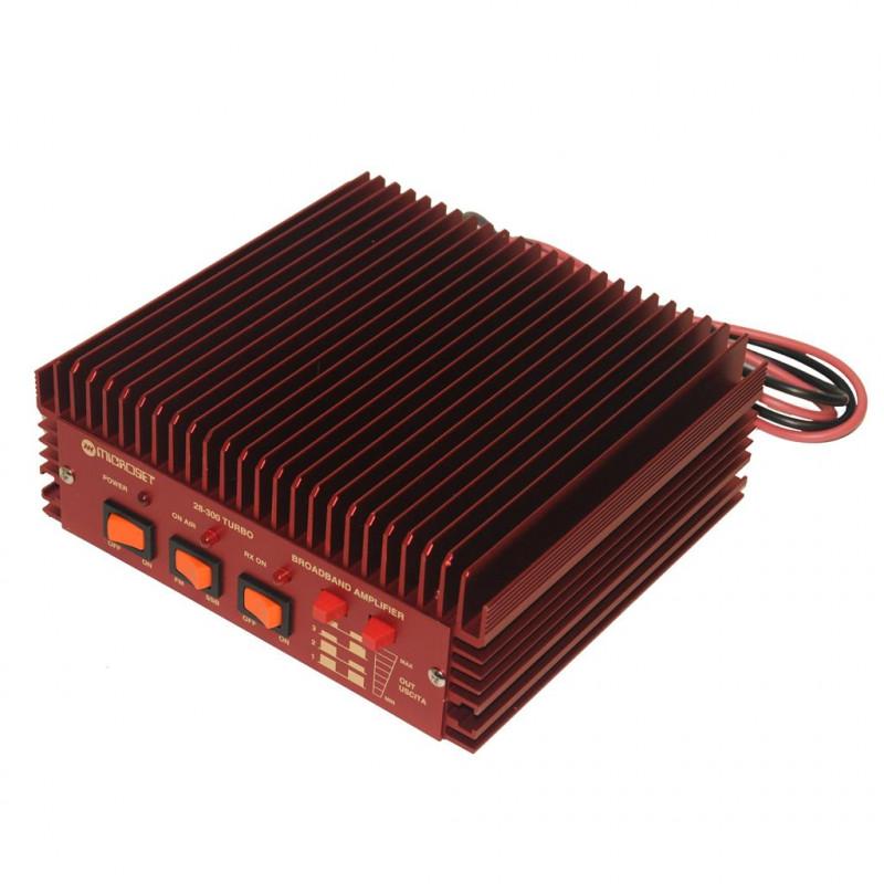 AMPLIFICADOR MICROSET 28-300 - Potencia 450 W