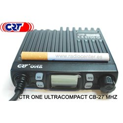 CRT ONE N CB-27 ULTRACOMPACTO