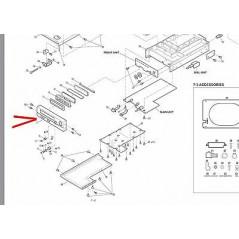 ICOM 8210007340 Panel Frontal - Recambio