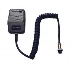 EMD-1000 - Micrófono ECO regulable, capsula de micro tipo dinámico y conector 4 Pin.