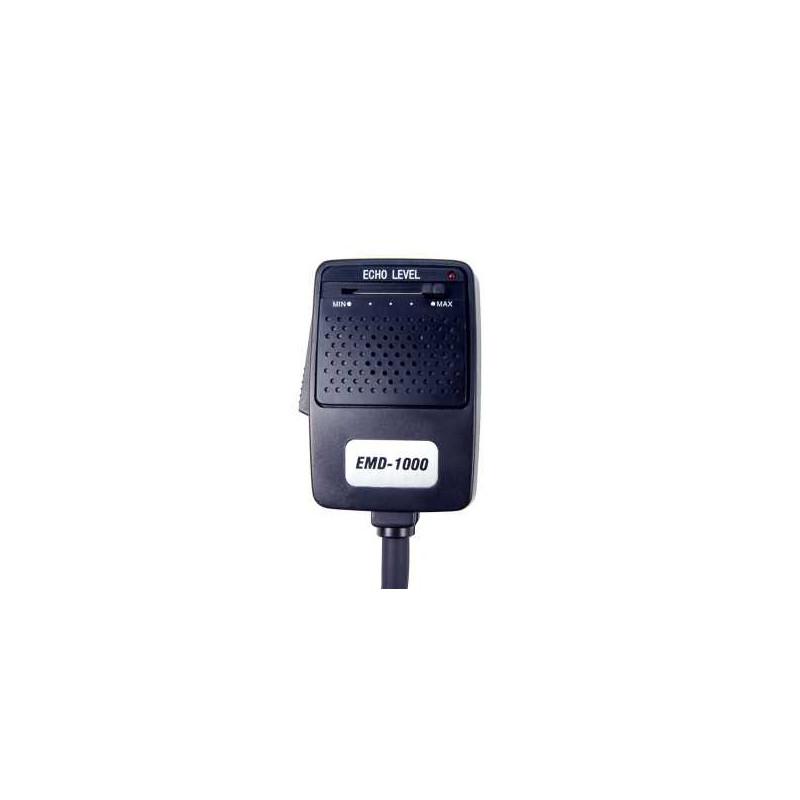 NM-532 Micrófono PRE-AMPLIFICADO para emisora de 4 PINS