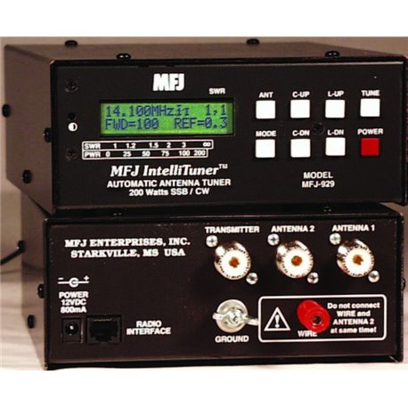 MFJ929 ACOPLADOR HF