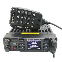 AT-D578UV-PRO TRANSCEPTOR MÓVIL BIBANDA DMR