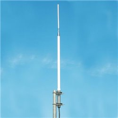 KAD-160 - Antena base VHF, vertical, de fibra de vidrio para 152-163 MHz.