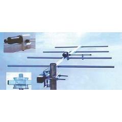 DVC-4A - Antena directiva 4 elementos VHF 134-148 MHz.